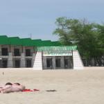 База отдыха Изумруд, Затока, Украина