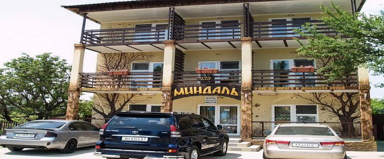 Мини-отель Миндаль, Затока, Украина